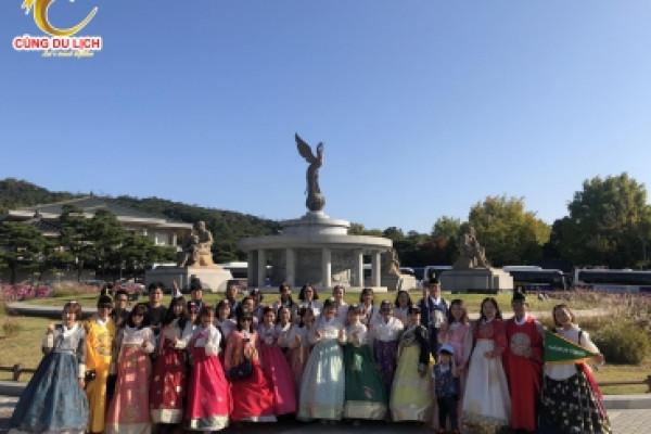 5 lý do du lịch Hàn Quốc mùa Thu